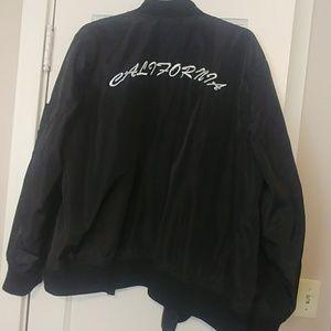 Cool California Bomber Jacket